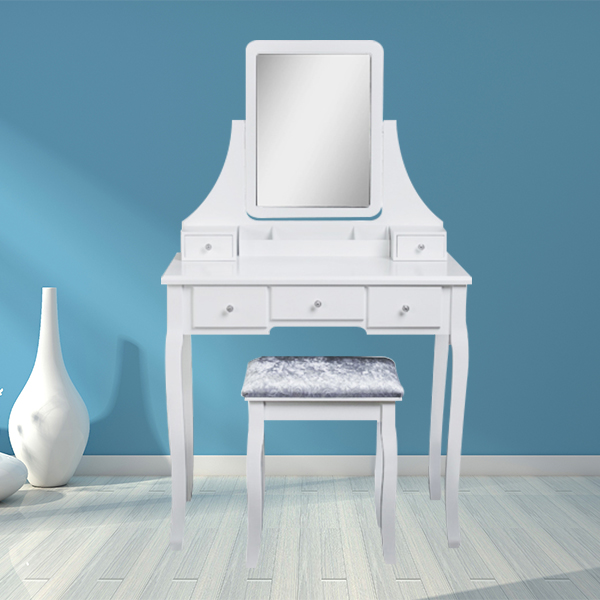 How can I choose the favorite dressing table