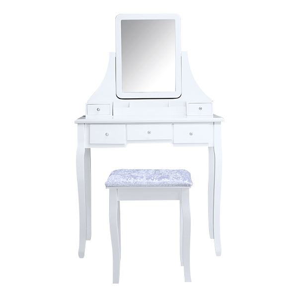 How to place the dressing table correctly