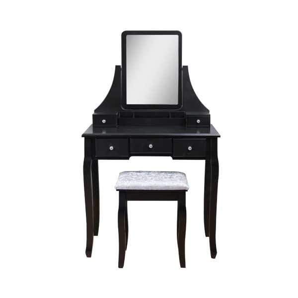 How to choose a dressing table based on height