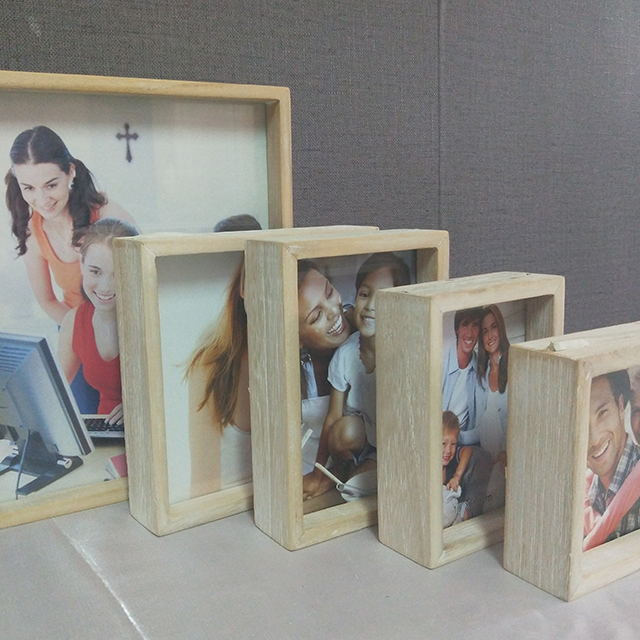 Introduction to various kinds of picture frames.